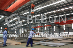 JIS G4303 SUS 317L(S31703) stainless steel Warehouse