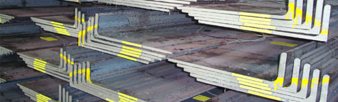 hot rolled L shape steel for shipbuilding