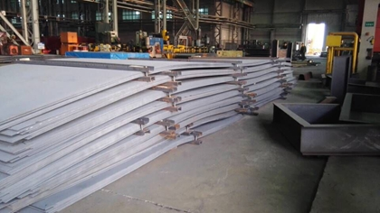 ASTM A131 Grade EH36 Shipbuilding Steel Plate