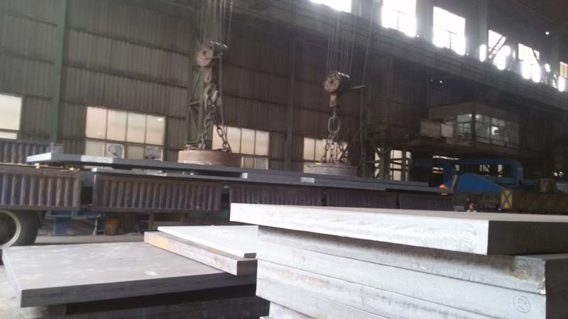 ASTM A517 Grade J(A517GRJ ) Pressure Vessel And Boiler Steel Plate