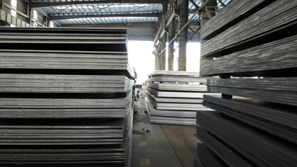 ASTM A588Grade B(A588GRB) Weather Resistant Steel Plate