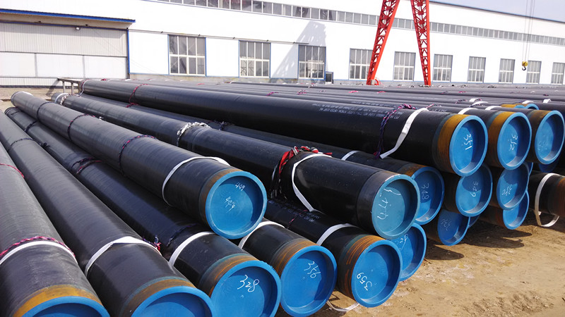 ASTM A671 CA55 LSAW pipe