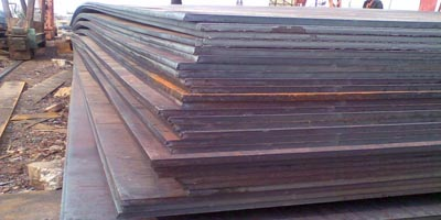 Stock A36 carbon steel