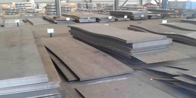ASTM A 572 Gr50 Low alloy steel plate stock