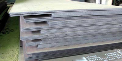 Stock A283C carbon steel plate