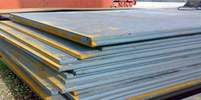 Stock steel plate A283C