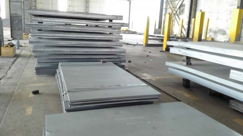 DIN17102 EStE460 Carbon and Low-alloy High-strength Steel Plate