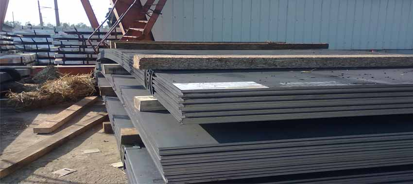 DIN17102 WStE420 Carbon and Low-alloy High-strength Steel Plate
