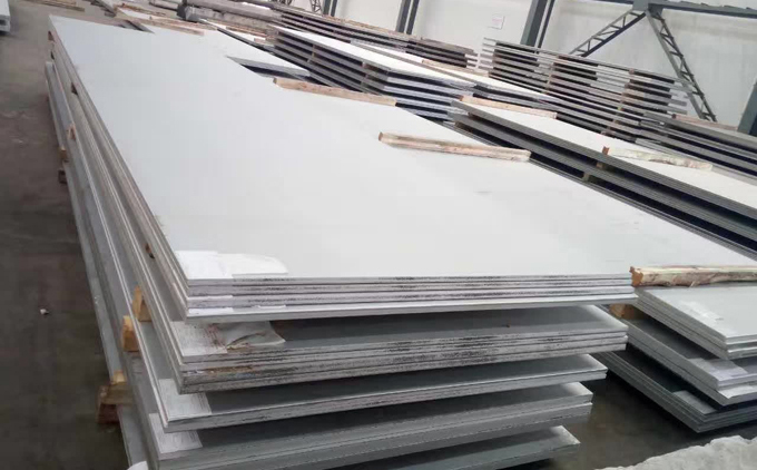DIN17102 WStE460 Carbon and Low-alloy High-strength Steel Plate