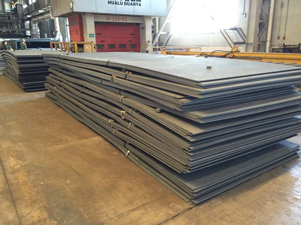 DIN 17102 EStE355 Automobile structure steel plate