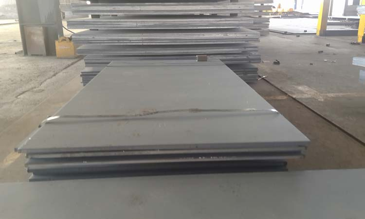 EN10025-2 S275J2 Carbon and Low-alloy High-strength Steel Plate