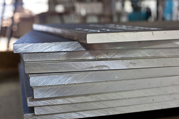 EN10025-2 S235JR Carbon and Low-alloy High-strength Steel Plate