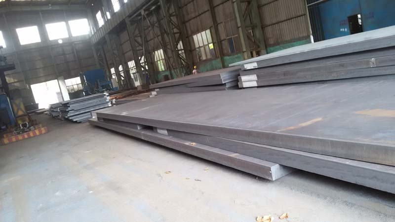 EN10025-6 S690QL Carbon and Low-alloy High-strength Steel Plate