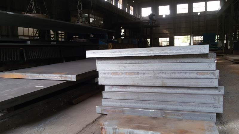 EN10025-6 S890QL1 Carbon and Low-alloy High-strength Steel Plate