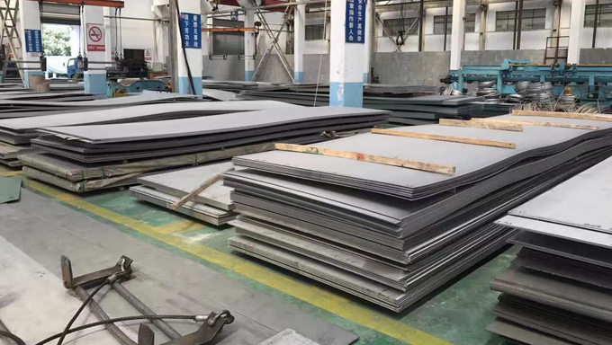 EN10025-6 S500QL Carbon and Low-alloy High-strength Steel Plate