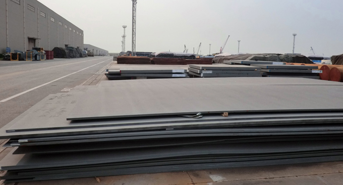 China GB/T16270 Q620F Carbon and Low-alloy High-strength Steel Plate
