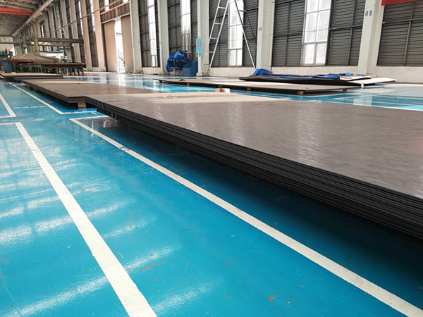 Protection grades BP500 steel plate sheet