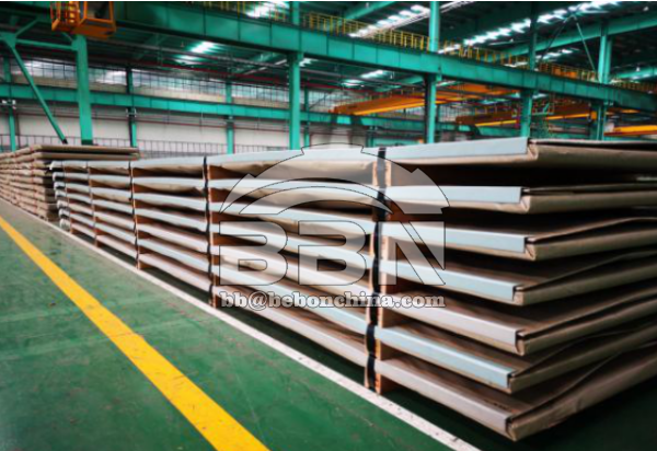 Iran- 630 tons 304 stainless steel sheets
