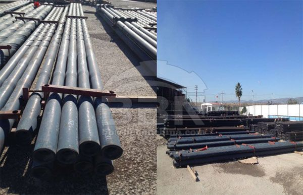22000 METERS SEAMLESS CASING AND TUBING TO PAKISTAN