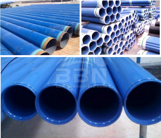 A106GrB ERW PIPE FOR KEARL SANDS PROJECT IN CANADA