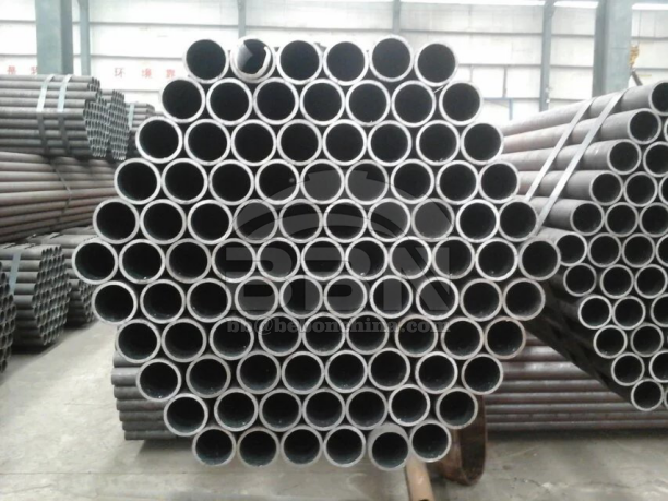 Fanalca Q235A and Q235B Small Diameter Steel Pipe Supplied to Columbia