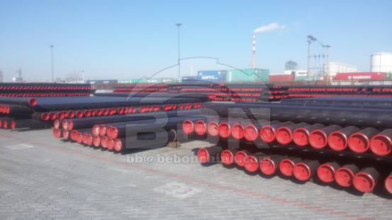 GranaYMontero A106Gr.B Seamless Steel Pipe Supplied to Peru