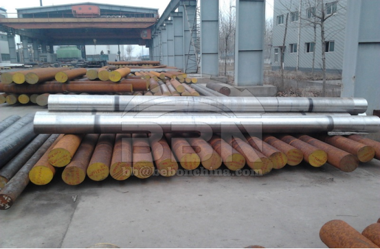 2300 tons SS490 round bar to Philippine IINO corporation in Philippines