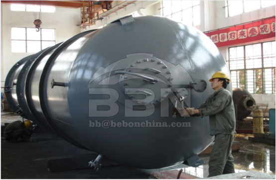 4320 tons ASTM A387Gr.12 CL1 steel plate to Myanmar