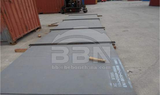 200 ton 16Mo3 Steel Plate every month to Bestway Cement in Pakistan