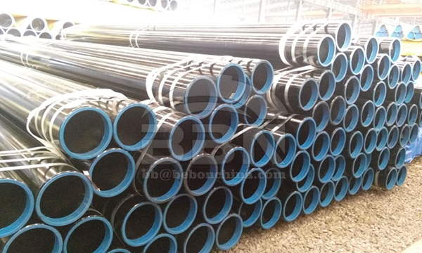 3965 tons ASTM A106B Seamless pipe to Egypt