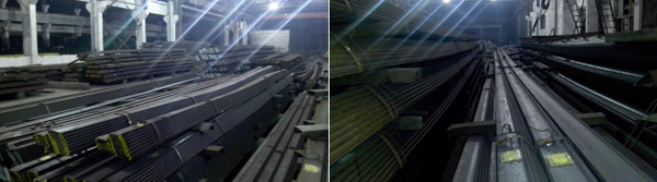 Carbon Steel Bulb Flats Selling To Karachi, Pakistan