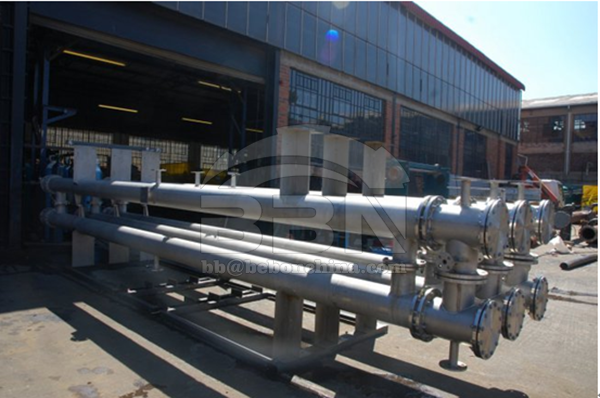 2356 tons hot deep galvanized tube to South Africa to be used in production of Heat Exchangers(图文)