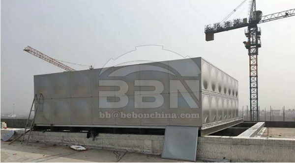Shipping 937.6 tons Hot rolled stainless steel plate to USA in 2012