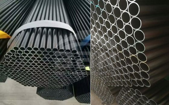 Q235A and Q235B Seamless Pipes Exported to Colombia