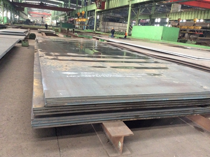 The significance to develop ASTM A572 Grade 65 steel plates