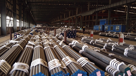 The requirements for GB/T 5310 15CrMoG alloy steel pipes during application