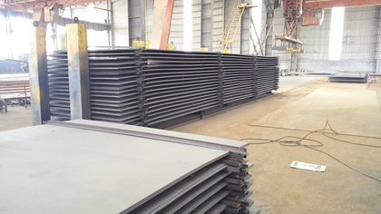 GB/T 700 Q235B low carbon steel has good weldability