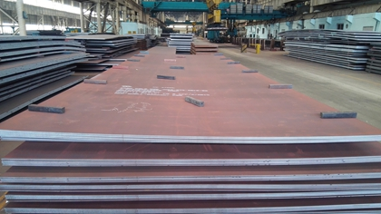 The copper brittleness defects control of ASTM Corten B weathering steel