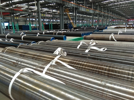 The application of ASTM A519 4130 chromium molybdenum seamless steel pipes
