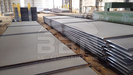 ASTM A131 AH32 steel plate equivalent grades