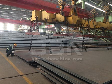 ASTM A709 VS ASTM A572 steel plate in application