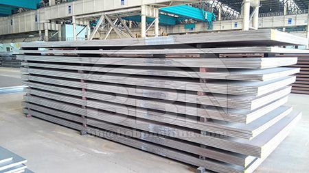 What material is 40B steel plate