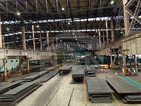 NM500 wear proof steel plate shows a trend of oversupply from January to April in China