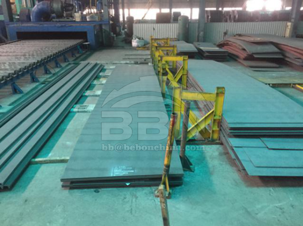 Inspection Report of NM400 Steel plate and NM450 Steel plate