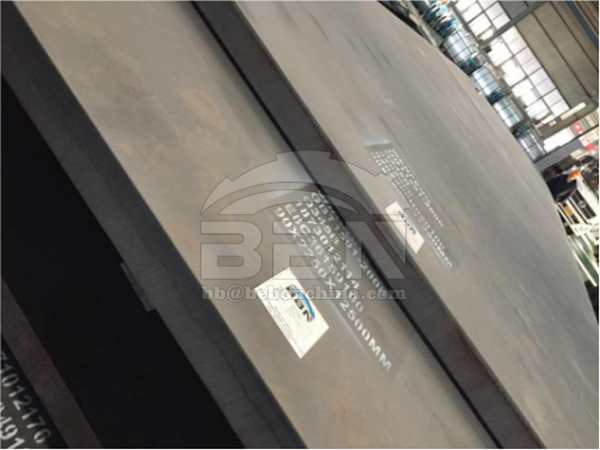 Inspection Report of Q345B Steel Plate - BBTM412