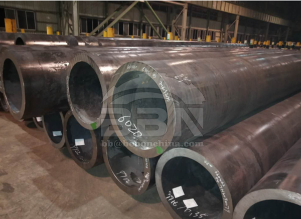 Inspection Report of E355+N steel pipes