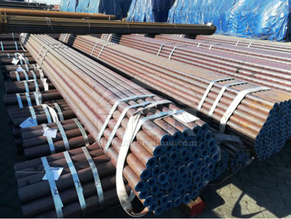 Inspection Report of A106B seamless pipe and API 5L GR B steel pipe