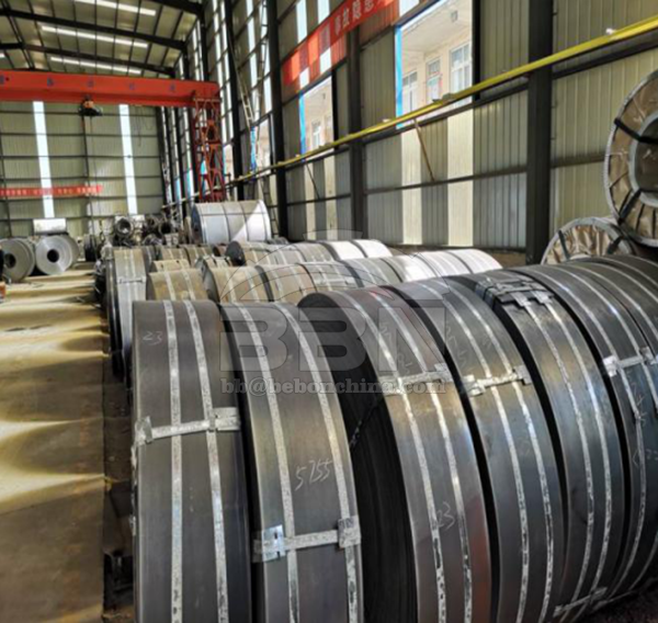 Inspection Report of API 5L Grade B Hot rolled steel strip