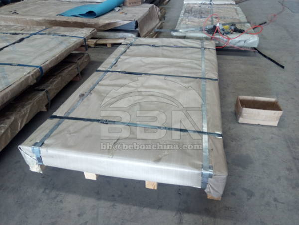 Inspection Report of Galvanized steel sheets