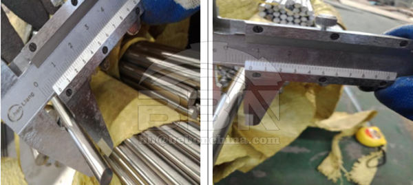 Inspection Report of 304L stainless steel round rod
